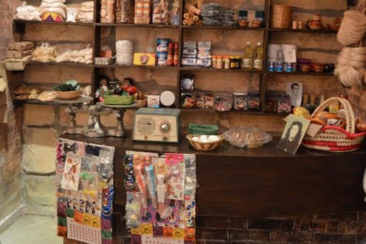 Tienditas tradicionales Foto: Tripadvisor