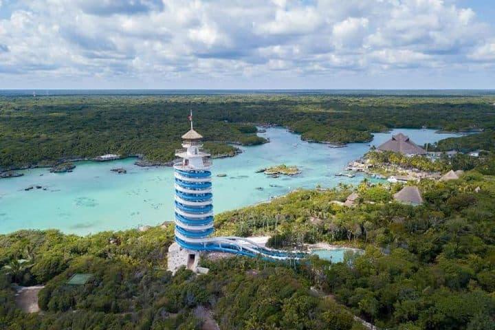 Experiencia en la Riviera Maya. Foto: Xel-Há