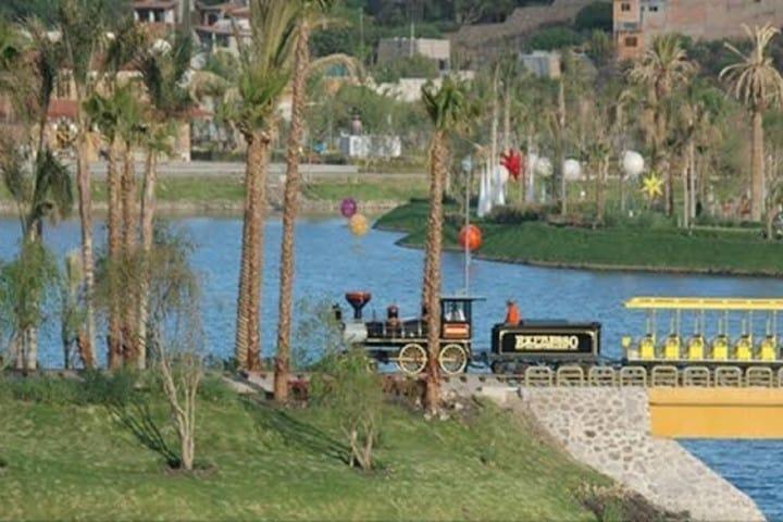 Trenecito Parque Bicentenario Foto página oficial | Facebook