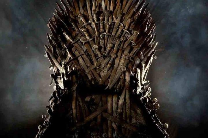 Tu puedes ser el próximo en sentarte en este trono. Foto: HBO.