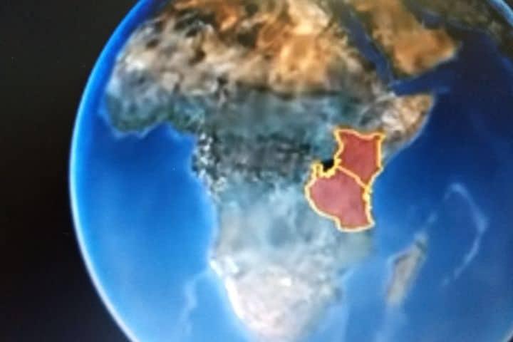 Tanzania y Kenia Foto: Archivo