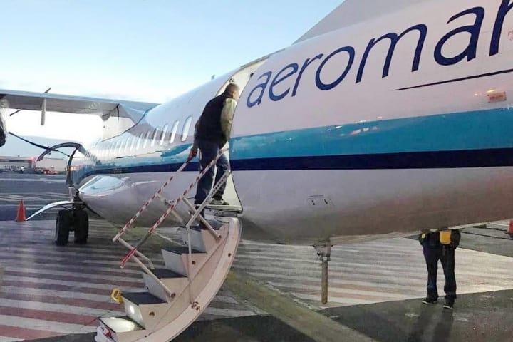 Viajemos por Mexico con la alianza entre estas aerolíneas Foto Aeromar | Facebook