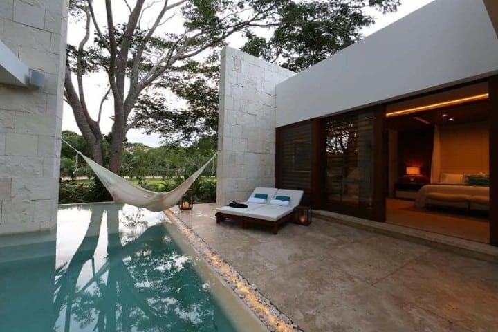 Villa Presidencial Foto: Chablé Resort & Spa | Facebook