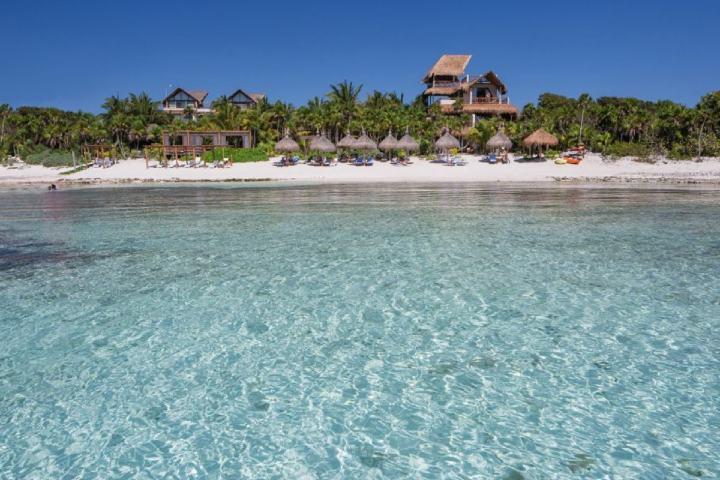 Vista de la playa. Foto: Jashita Hotel
