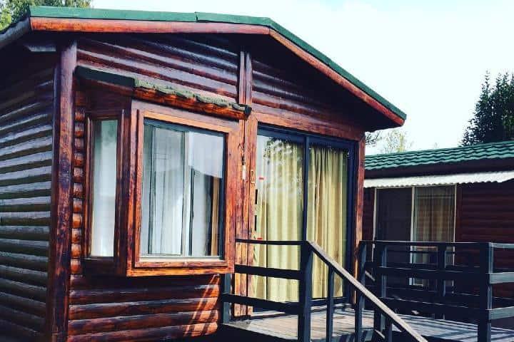 Las cabañas Los Jilgueros están listas para hospedarte Foto: jadearianna.quinonesg | Instagram