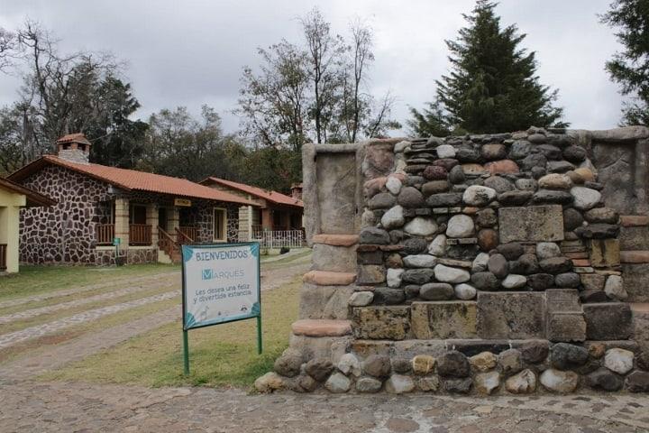 Entrada al EcoParque del Marqués. Foto: José Eduardo