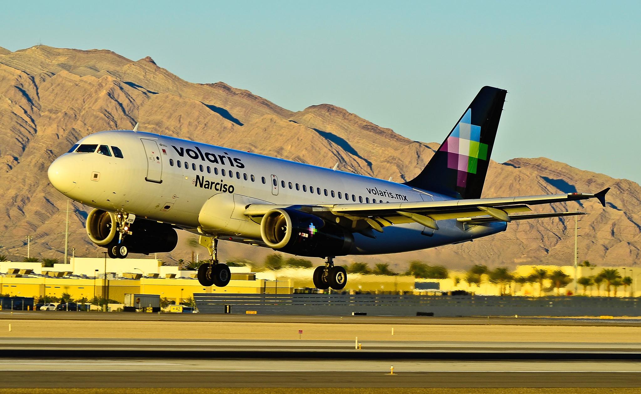 Volaris Ciudad de México a Ciudad del Carmen. imagen.Tomás del Coro