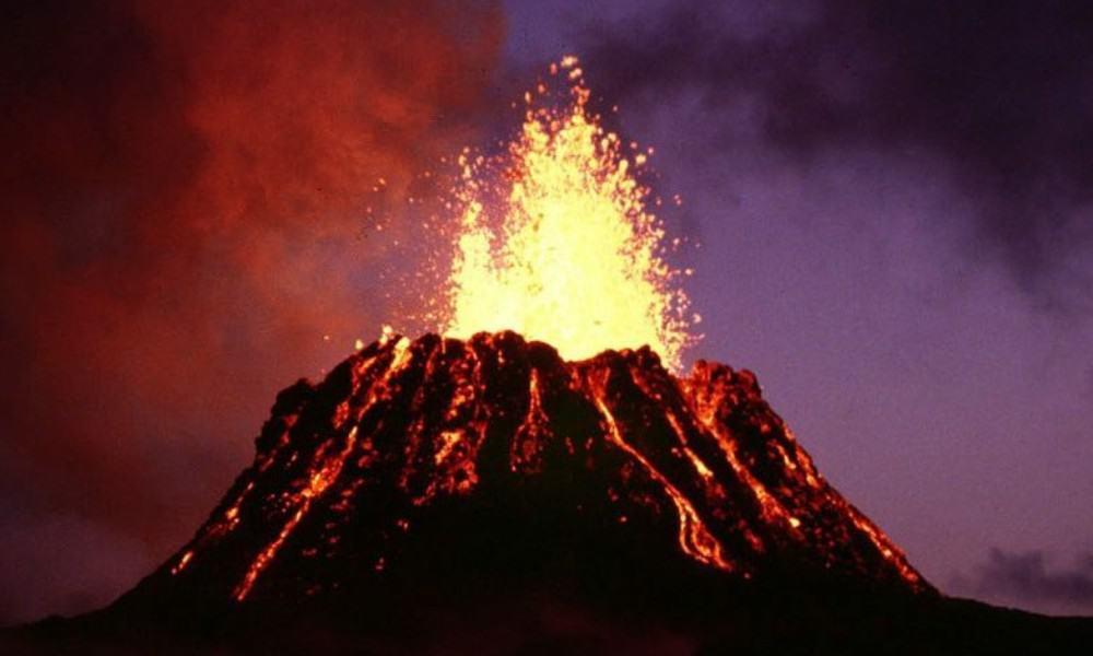 Volcán Kilauea Foto ilovehawaiivacations Instagram