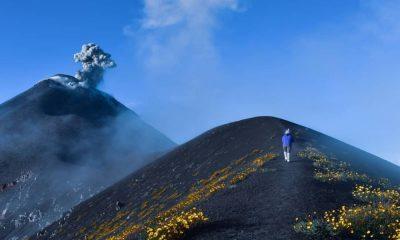 Volcán de fuego Foto hecho_en_guatelinda Instagram
