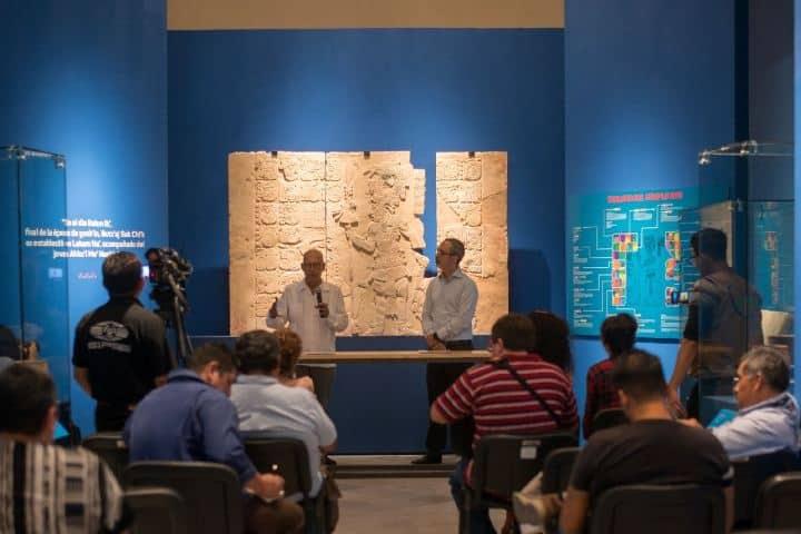 Actividad en el Museo Regional de Antropología de Yucatán Foto: Nuestra Mérida