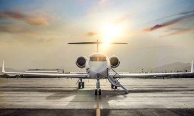 Jet privado Foto: Expansión