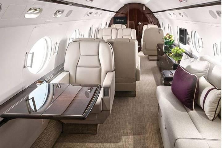 Razones para viajar en Jet privado Foto: ABC