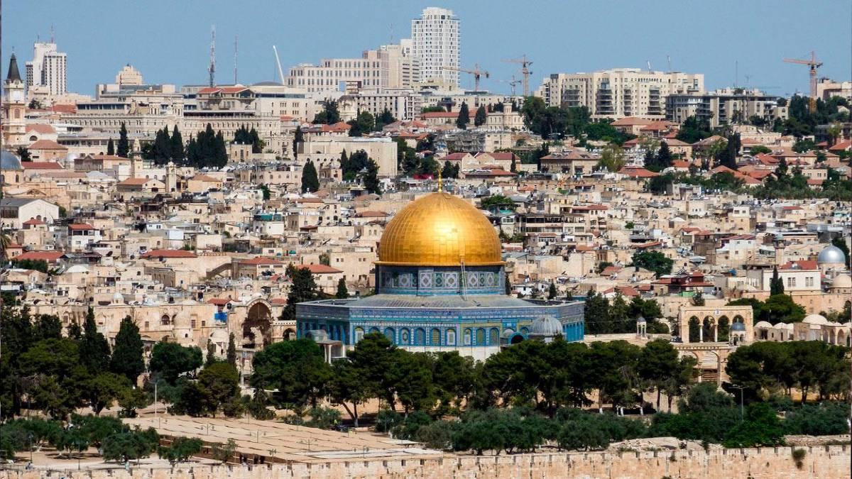 Jerusalén Foto: El correo de Andalucía