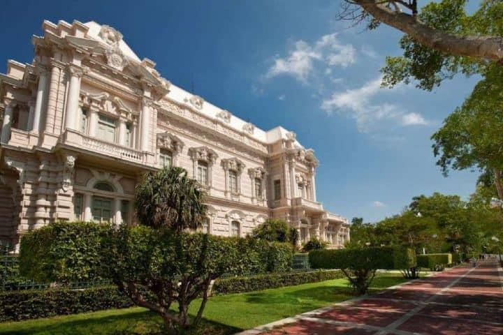 Palacio Cantón Foto: Notirasa