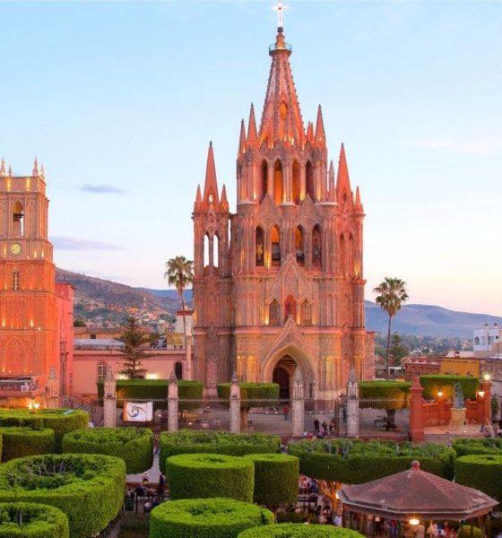 Parroquia de San Miguel de Arcángel Foto: La verdad de Tamaulipas