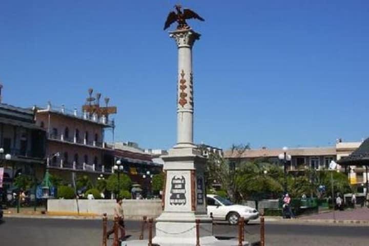 Plaza de la Libertad Foto: Tampico México