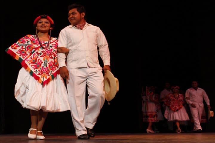 ¡Qué bonitos son los bailes tradicionales de México! ¿No lo crees? Foto: Archivo