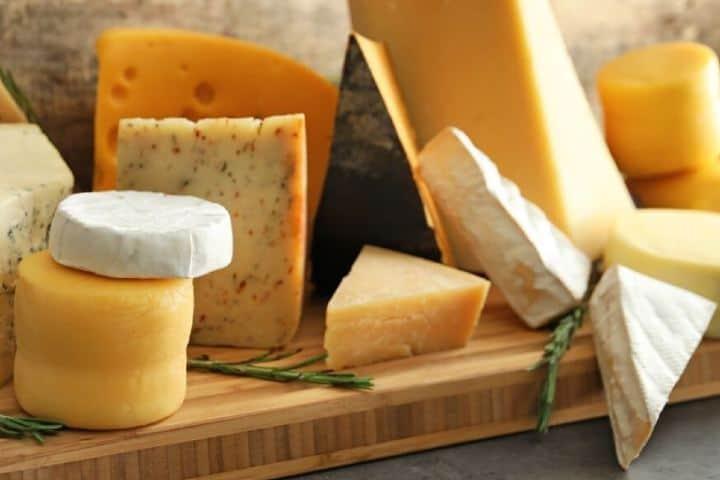 ¿Cómo se te antoja un queso? ¿Cremoso, de sabor fuerte o de pasta firme? Foto: Gourmet México