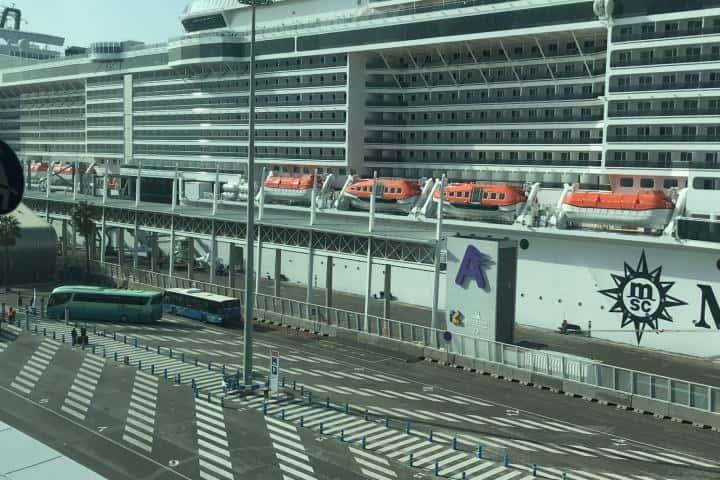 Si que es grande la Terminal A, ¿No lo crees? Foto: Ximena Martínez