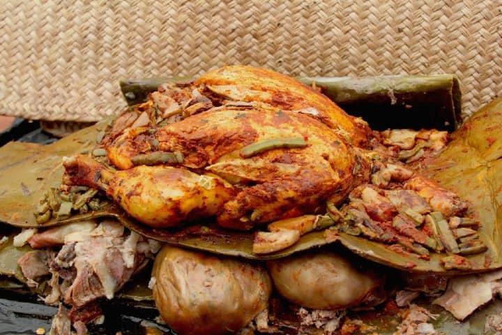 ¿Qué se te antoja probar del ximbó? Es toda una delicia de la gastronomía de Actopan Foto: Archivo