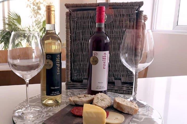¡Salud por un buen vino! Foto: Viñedos Azteca | Facebook