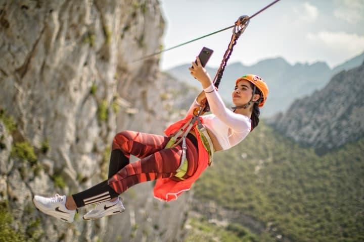 ¿Turismo de aventura? Monterrey lo tiene. Foto: Archivo