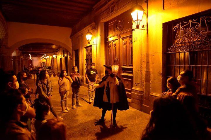 Noches de Leyenda Foto: Noches de leyenda en Queretaro