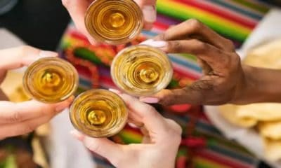 3 formas de tomar tequila. Foto: Archivo
