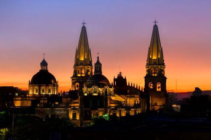 Pinterest Foto: Catedral de Guadalajara