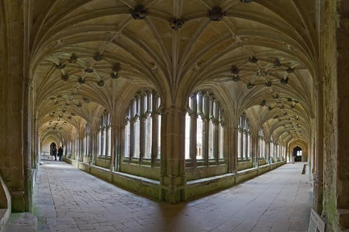 Abadía de Lacock Foto: Martin L.