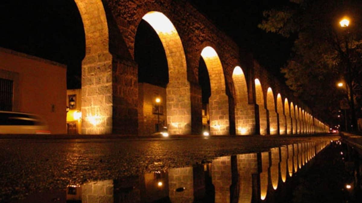 Acueducto de Morelia Foto_ Morelianas