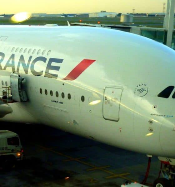 Air France y sus políticas comerciales y de salud te harán pasar una gran experiencia. Foto: Christopher Griner
