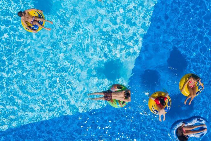 Aquí pasarás momentos de tranquilidad y diversión. Foto: Parque Acuático Tepetongo | Facebook