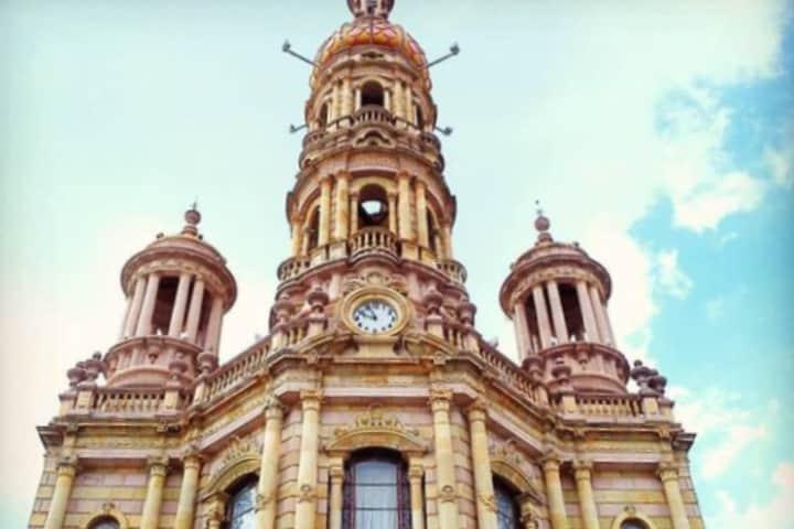 Arquitectura del Templo de San Antonio de Padua Foto: Catedrales e Iglesias