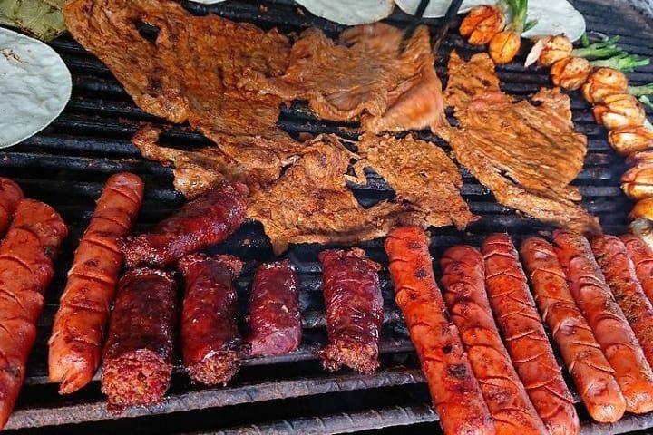 Se habla de los tacos de carne asada en Las crónicas del taco, ¡Mírala en Netflix! Foto: Cookpad