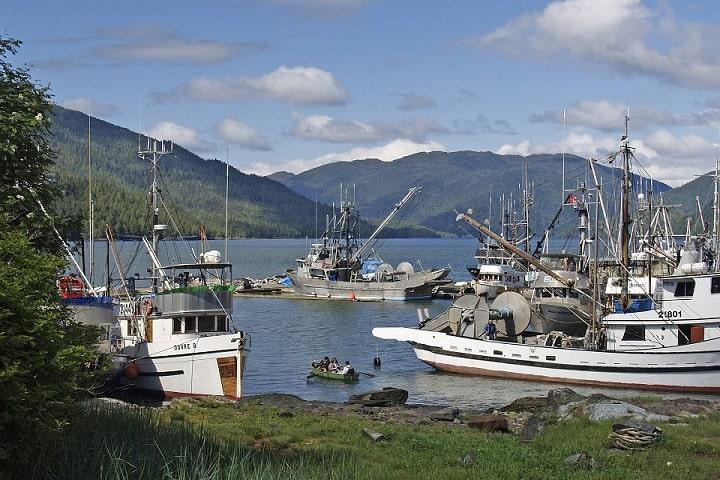 Visita la Bahía Prince Rupert, no te arrepentirás. Foto: Pixabay