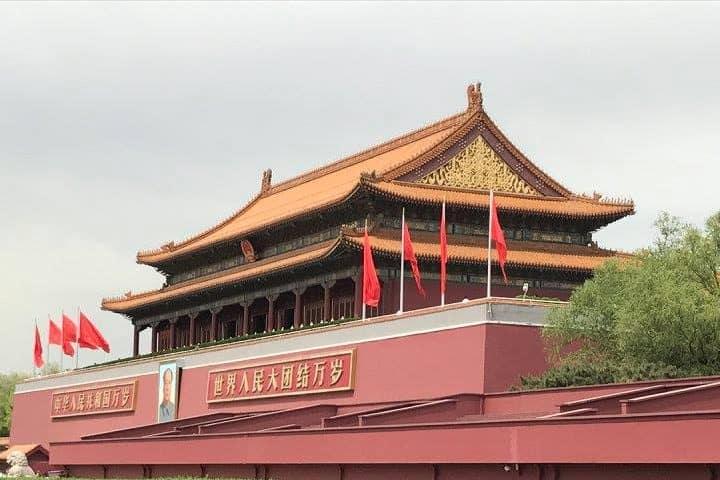 Bailando por todo China. China. Imagen. FromChina.CL