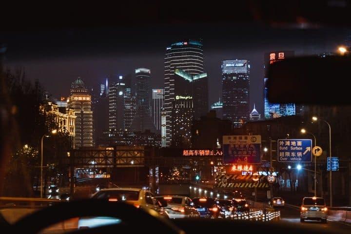 Bailando por todo China. China. Imagen. Max van den Oetelaar