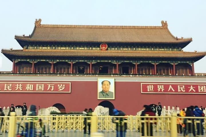 Bailando por todo China. China. Imagen. Min-Liang Tan