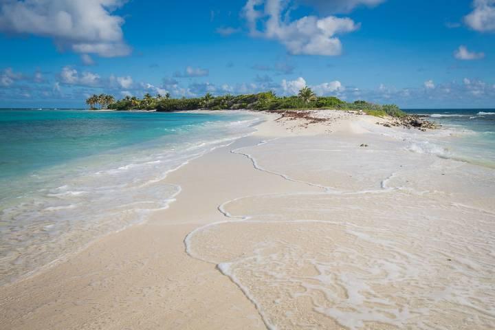 Bienvenido al paraíso de las locaciones del Caribe. Foto: _dChris