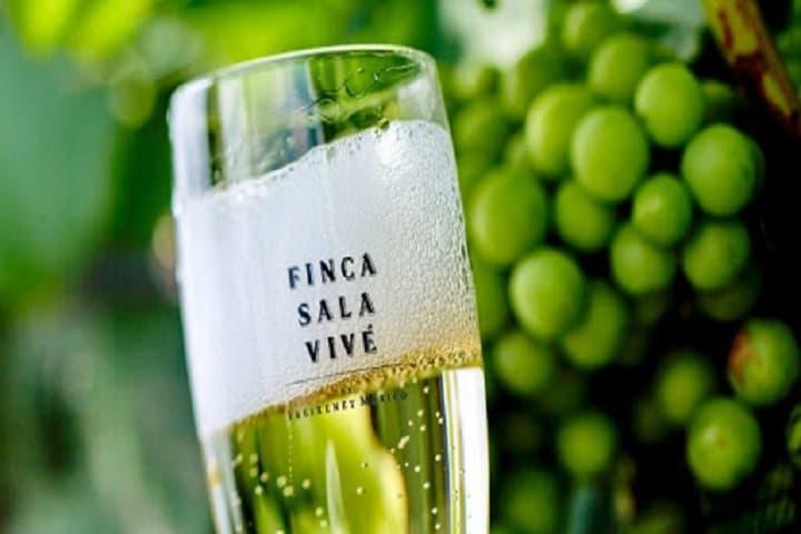 No se te hace agua la boca con ese vino espumoso tn rico? Foto: Gourmétaro