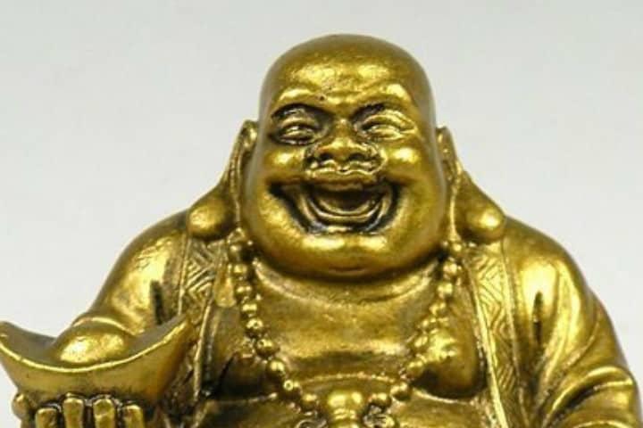 Buda de la suerte Foto: Universo Exoterico