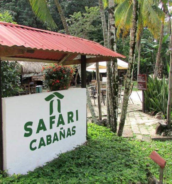 Cabañas Safari en Chiapas. Foto Gotcha Palenque