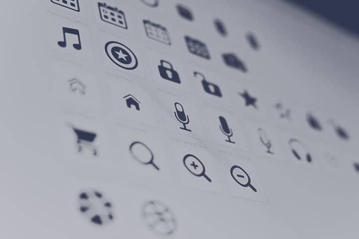 Camiseta Iconspeak para comunicarte en cualquier idioma. íconos Imagen. Harpal Singh