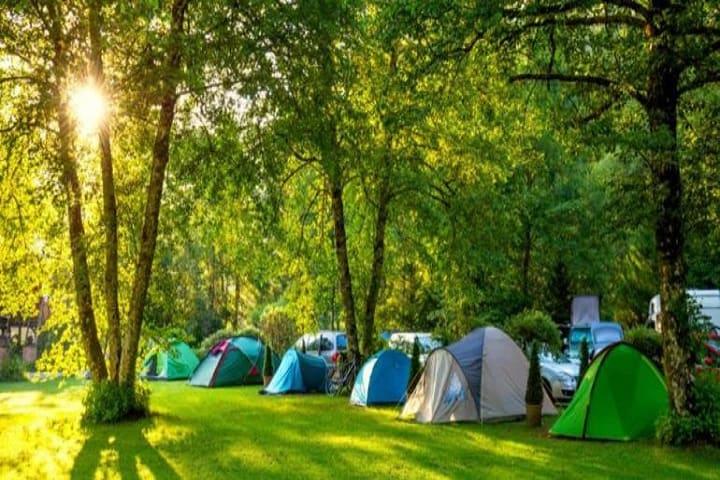 Acampar aquí será una experiencia increíble. Foto: El Asertivo