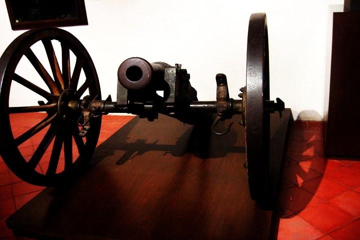 Otra fabulosa pieza del Museo Regional de Querétaro. Foto: Rodrigo Hernández