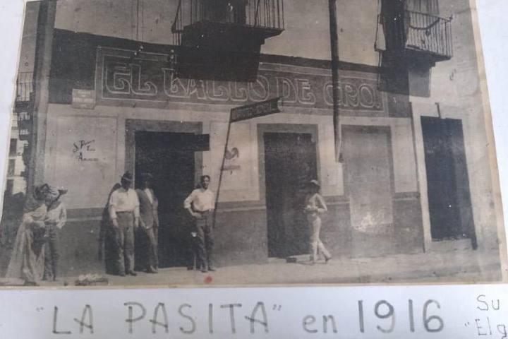 Cantina El Gallo de Oro Foto: oro noticias Puebla
