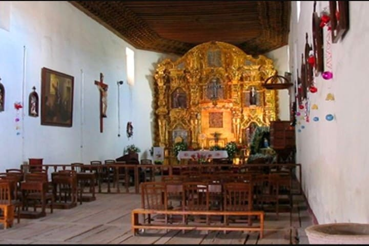 Capilla de Santa Veracruz Foto: Zona Turistica