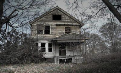 Casa embrujada Foto: Archivo