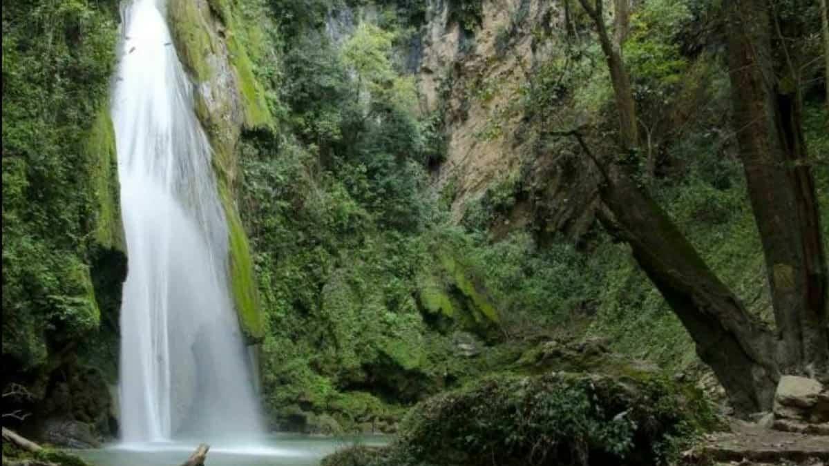 Cascada el Chuveje Foto_ Revista Via México